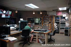 KVSC air studio