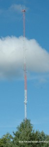 KVSC's tower