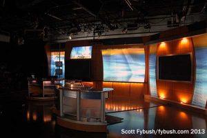WBND's studio