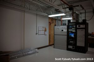 WICR's transmitter