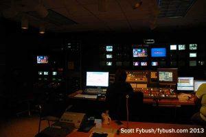 WNIT control room