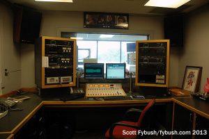 Former 105.9 studio