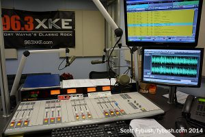 The new WXKE 96.3