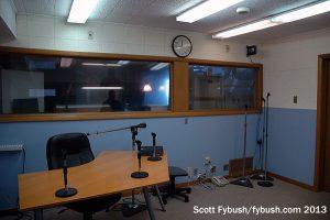 Big studio at WBYN