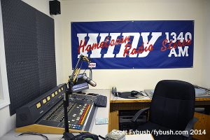 WIRY production room