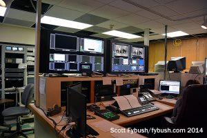 WKTV master control