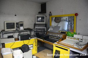 WPDM's old studio...