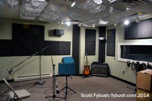 ...and studio