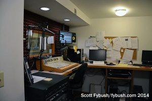 WYUL's studio