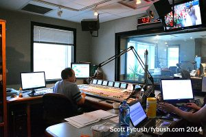 KGO control room