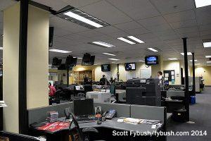 KGO newsroom