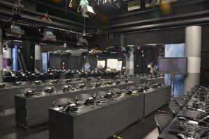 KQED's pledge desks