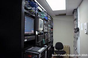 CHKX rack room