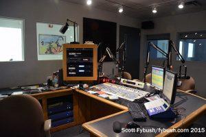 WDNA's main studio...