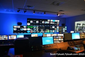 WPLG control room