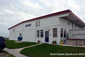 WRMI's building
