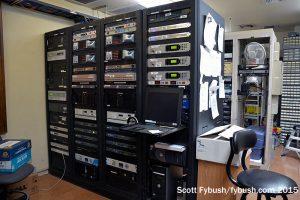 CBS rack room