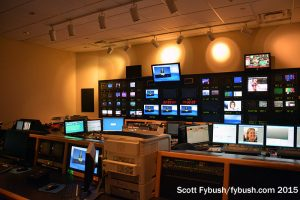 WPTV control room