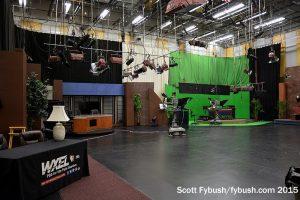 WXEL's studio