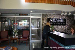 The Adams lobby