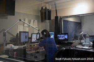 KXNT control room