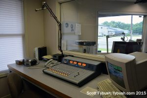 WLOI control room