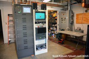 WFWA's transmitter