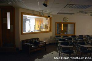 WISU's classroom