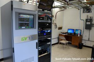 WLDE's transmitter