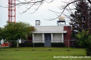 WTOL's transmitter building