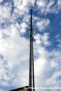 WBBT's tower