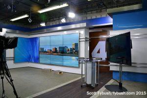 WEVV news set