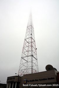 WTVR's tower