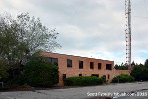 WBTW's old building