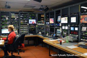 WSPA control room