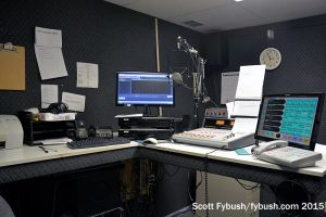 WLTB's old studio