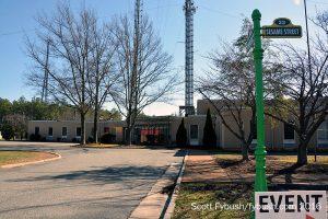 WCVE's studios