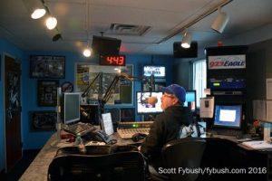 WGH-FM studio