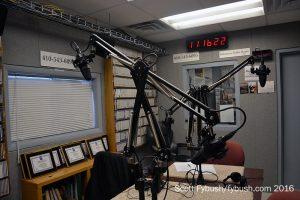 WSCL talk studio