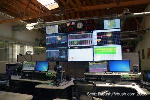 NPR West's control center