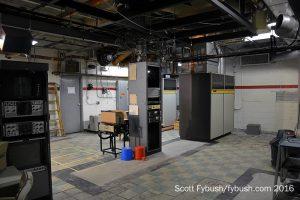 WKTV transmitter room