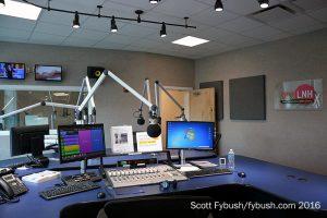 WLNH studio