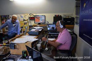 Greek radio on the air
