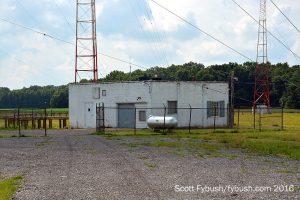 WEOL/WNWV transmitter building