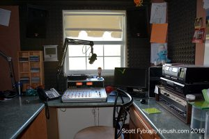 WVVV production room