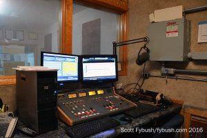 WXCR studio