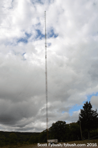 WLJN's tower