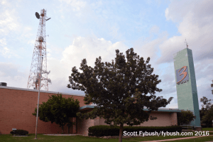 WWMT's building