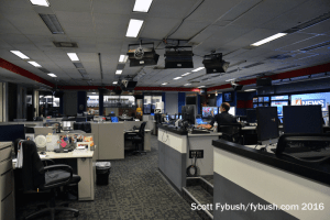 WDIV newsroom