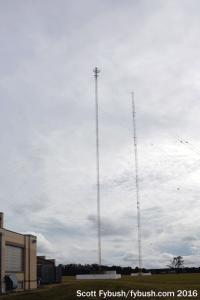 STL and main tower